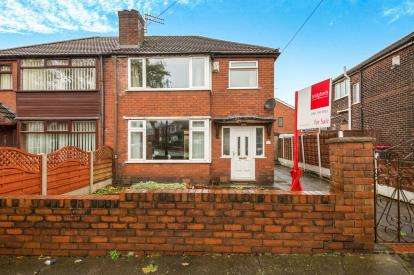 3 Bedrooms Semi Detached House for sale in Egerton Road, Worsley, Manchester, Greater Manchester
