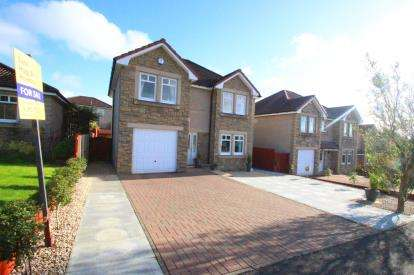 3 Bedrooms Detached House for sale in Beechwood Drive, Glenrothes