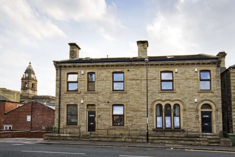 2 Bedrooms Apartment Flat for sale in Thorp House, Apartment 4, Commercial Street, Morley, Leeds, LS27 8HD
