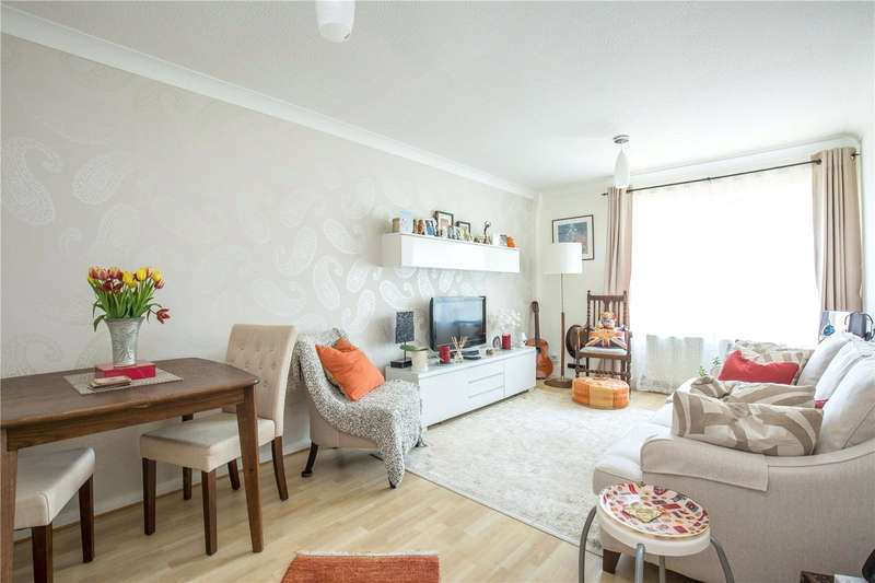 1 Bedroom Apartment Flat for sale in Tarling Road, East Finchley, London, N2