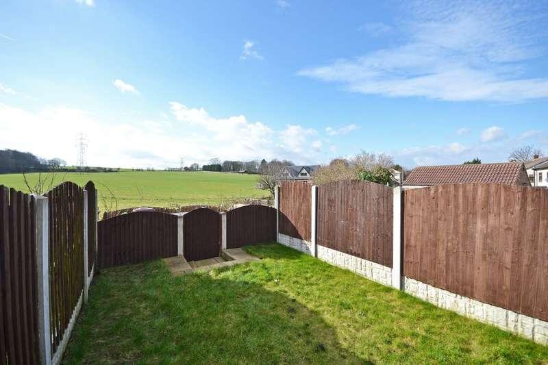 2 Bedrooms Terraced House for sale in Hollin Lane, Calder Grove, Wakefield