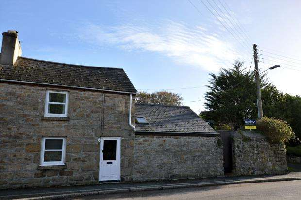 2 Bedrooms Semi Detached House for sale in Sona Merg Cottages, Heamoor, Penzance, Cornwall