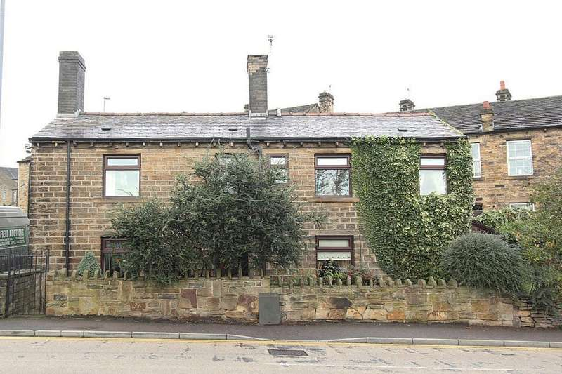 4 Bedrooms Detached House for sale in Leeds Road, Huddersfield, West Yorkshire, HD2 1UY