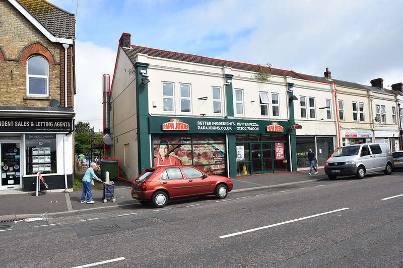 Commercial Development for sale in 472-476 Ashley Road, Parkstone, Poole, BH14 0AD