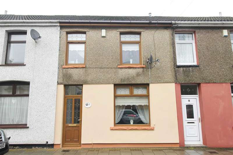 3 Bedrooms Terraced House for sale in Llewellyn Street, Tonypandy