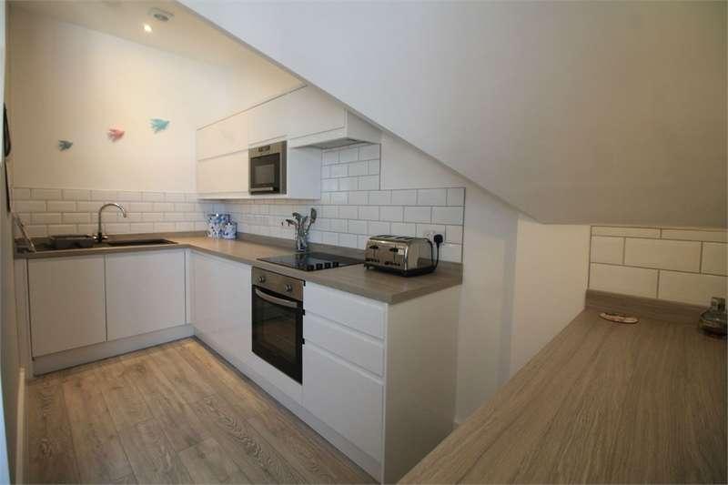 1 Bedroom Flat for sale in Crosby Road North, Waterloo, Liverpool, Merseyside