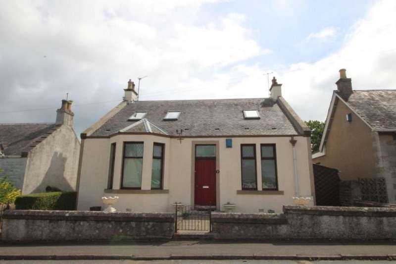 4 Bedrooms Detached House for sale in Burnbank Terrace, Thornton, Kirkcaldy, KY1