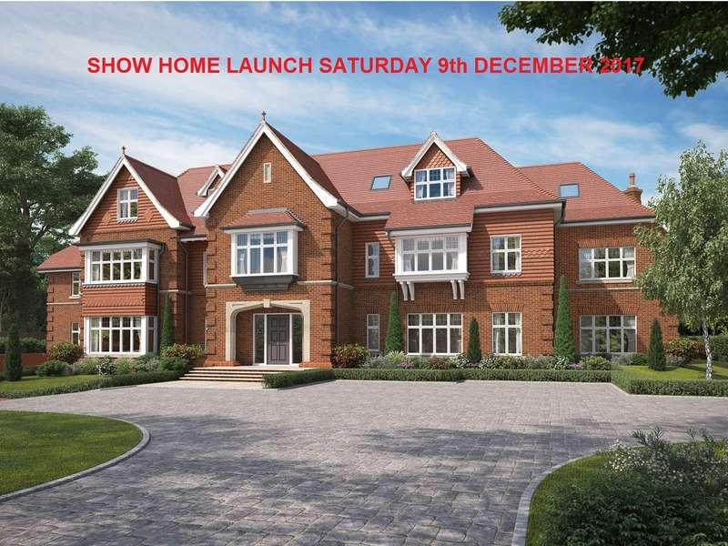 3 Bedrooms Flat for sale in Penn Road, Beaconsfield, HP9
