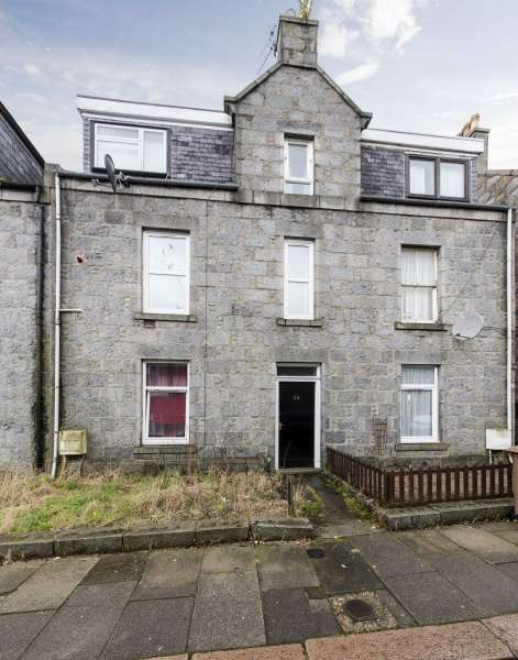 2 Bedrooms Flat for sale in Jamaica Street, Aberdeen, Aberdeenshire, AB25 3XA