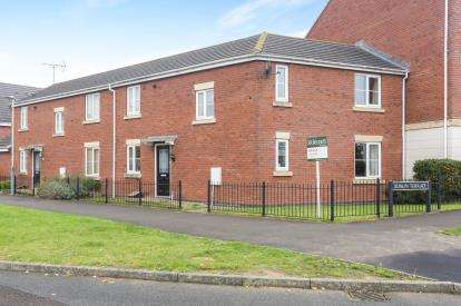 3 Bedrooms Terraced House for sale in Dunlin Terrace, Pilgrove Way, Cheltenham, Gloucestershire