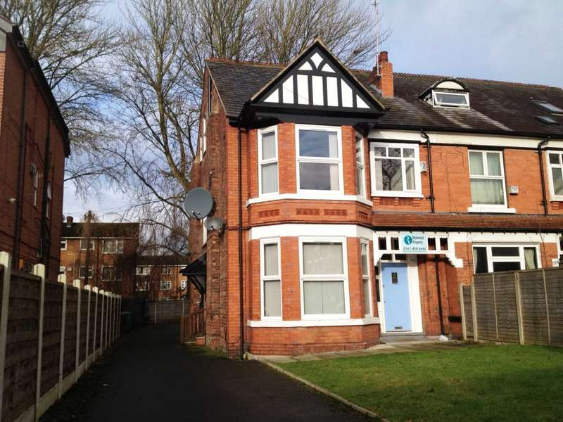 2 Bedrooms Flat for rent in Burton Road, Withington