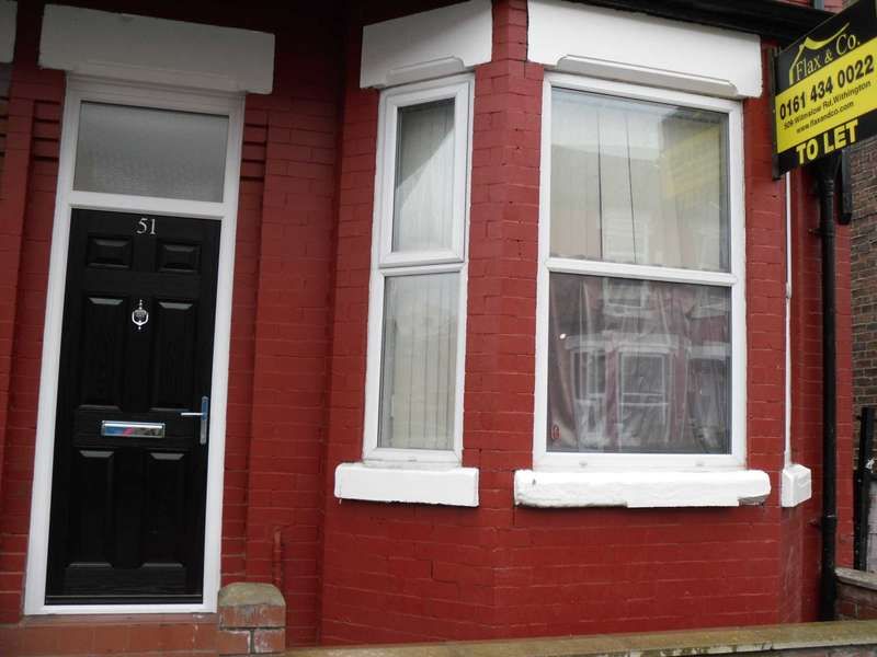 5 Bedrooms Terraced House for rent in Cawdor Road, Fallowfield