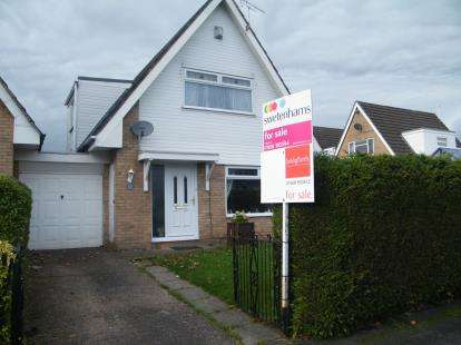 2 Bedrooms Detached House for sale in Cambridge Avenue, Winsford, Cheshire, England