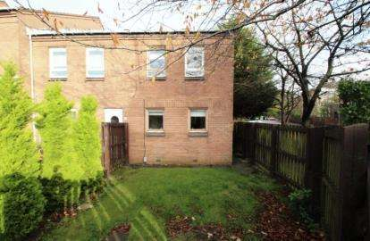 2 Bedrooms End Of Terrace House for sale in Coventry Drive, Glasgow, Lanarkshire