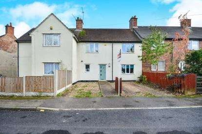 3 Bedrooms Terraced House for sale in Welbeck Square, Stanton Hill, Sutton-In-Ashfield, Notts