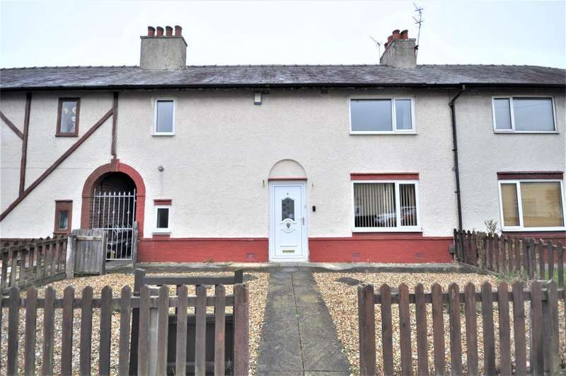 3 Bedrooms Terraced House for sale in North Square, Layton, Blackpool, Lancashire, FY3 8AL