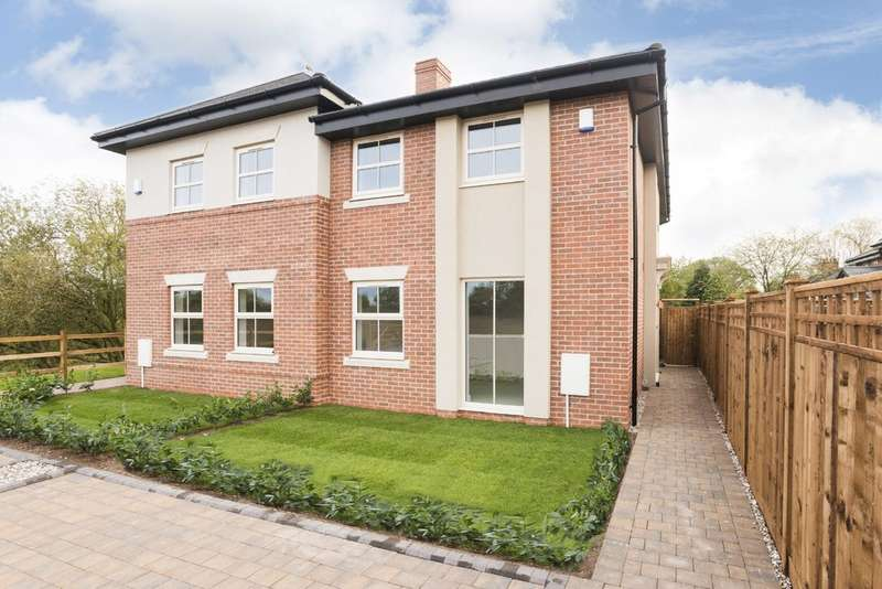 3 Bedrooms Semi Detached House for sale in Plot 7 Henley Gardens