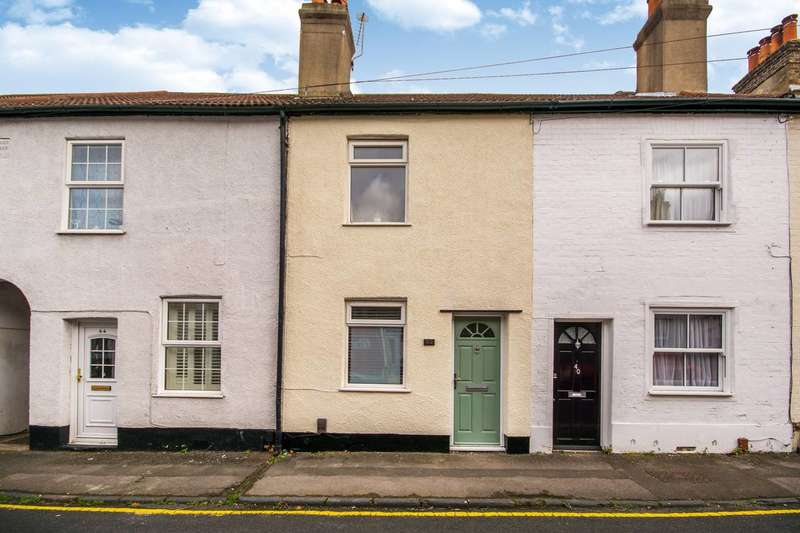 2 Bedrooms Terraced House for sale in Clarence Road, Sutton, SM1