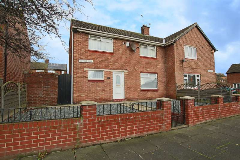 3 Bedrooms Semi Detached House for sale in Lichfield Road, Sunderland, SR5 2NS