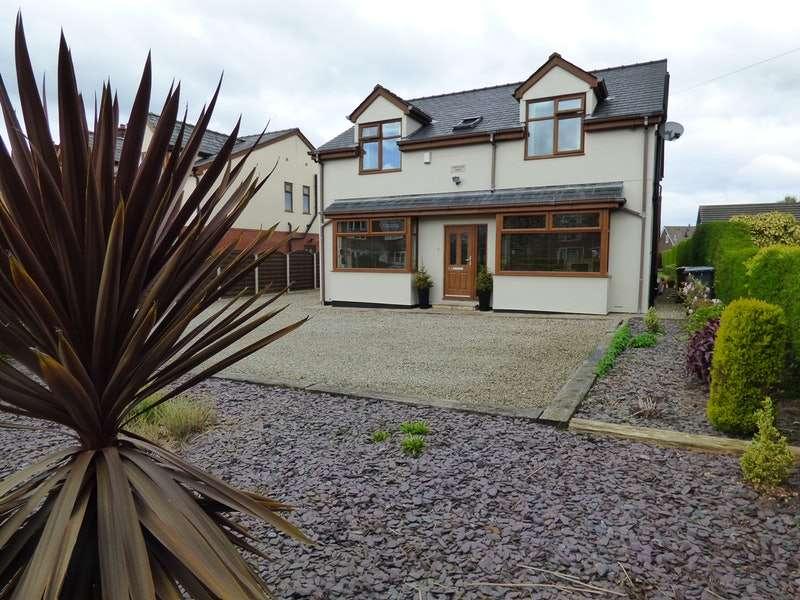 5 Bedrooms Detached House for sale in Whittingham Lane, Preston, Lancashire, PR3