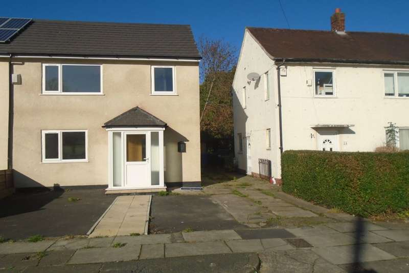 3 Bedrooms Semi Detached House for sale in Belsay Drive, Manchester, M23