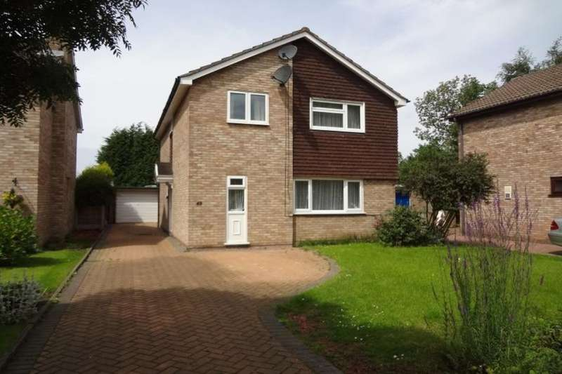4 Bedrooms Detached House for sale in Cheviot Road, Hazel Grove, Stockport, SK7