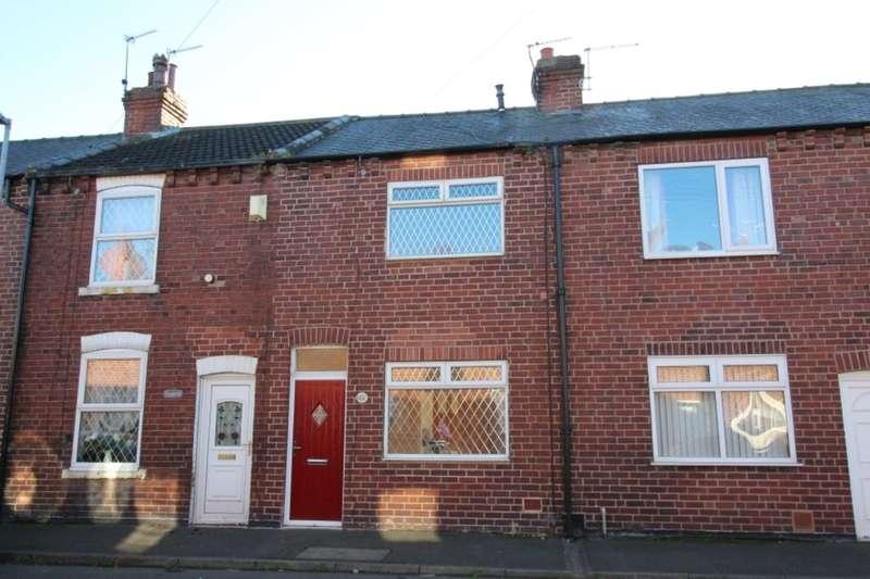 2 Bedrooms Terraced House for rent in Goosehill Road, Normanton, WF6