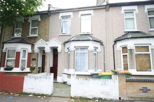 2 Bedrooms Terraced House for sale in Monmouth Road, East Ham, London