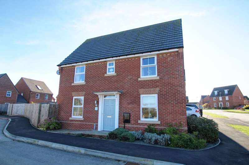 3 Bedrooms Detached House for sale in Ripley Close, Burton Woods, Whitworth, DL16