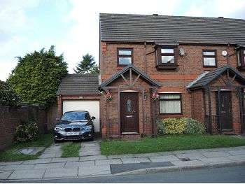 3 Bedrooms Town House for sale in Sherwood Court, Croxteth Park, Liverpool