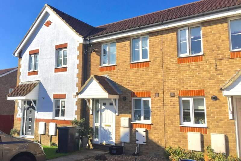 2 Bedrooms Property for sale in Catsfield Close, Eastbourne, BN23