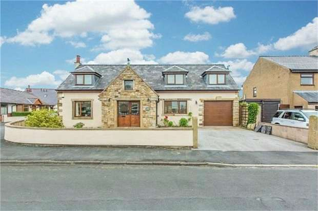 3 Bedrooms Detached House for sale in Sunnyside Avenue, Ribchester, Preston, Lancashire