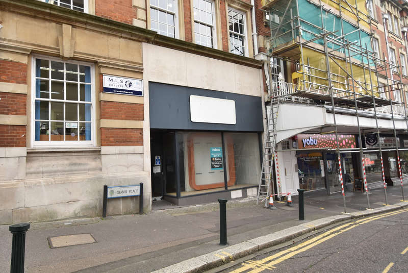 Shop Commercial for rent in 3 Gervis Place, Bournemouth, Dorset BH1 2AL