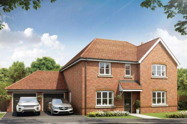 4 Bedrooms House for sale in Boyneswood Road, Medstead, Hampshire