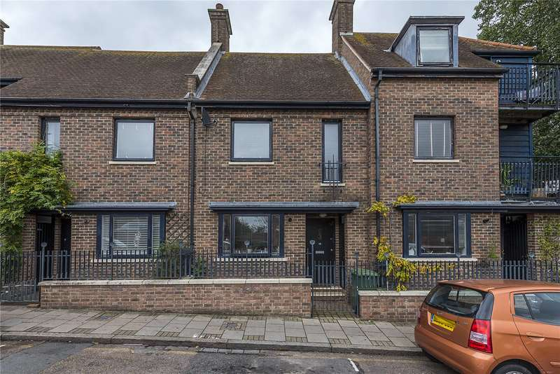 2 Bedrooms Terraced House for sale in Water Lane, Twickenham, TW1