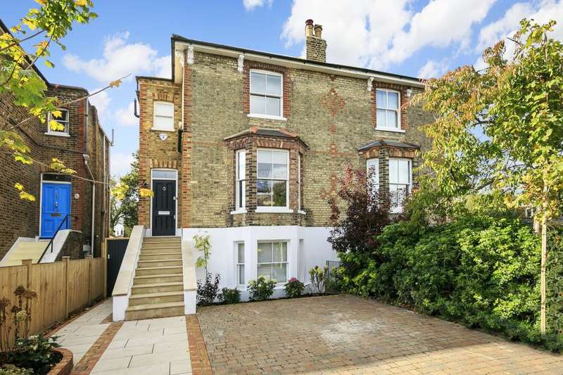 5 Bedrooms Semi Detached House for sale in Townshend Road, Richmond