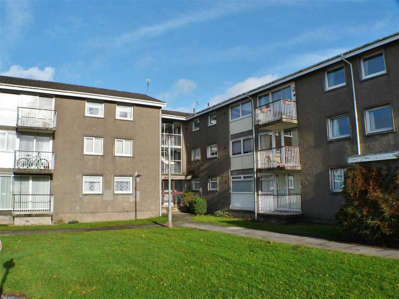 2 Bedrooms Apartment Flat for sale in Shira Terrace, St Leonards, EAST KILBRIDE