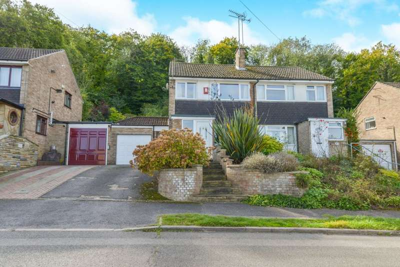 3 Bedrooms Semi Detached House for sale in Dean Garden Rise, High Wycombe, Buckinghamshire HP11 1RE