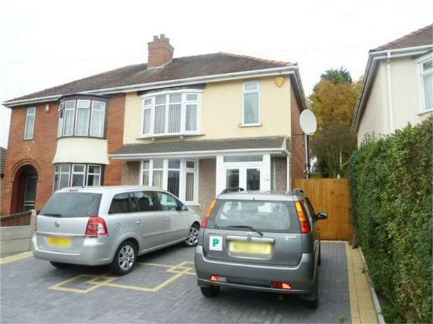 3 Bedrooms Semi Detached House for sale in Burton Road, Midway, Swadlincote, Derbyshire