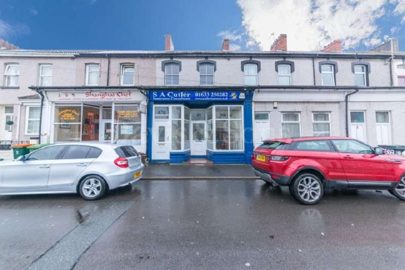 2 Bedrooms Commercial Property for sale in Church Road, Off Caerleon Road, Newport. NP19 7EL