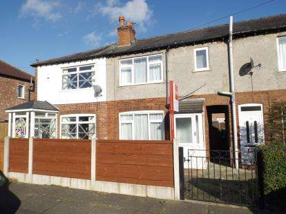 3 Bedrooms Terraced House for sale in Meadow Street, Great Moor, Stockport, Cheshire