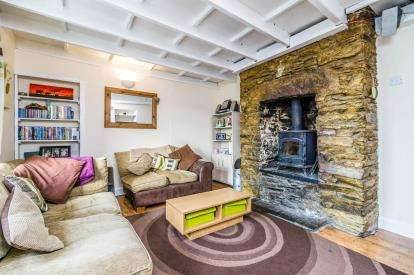 2 Bedrooms Terraced House for sale in Callington, Cornwall, .