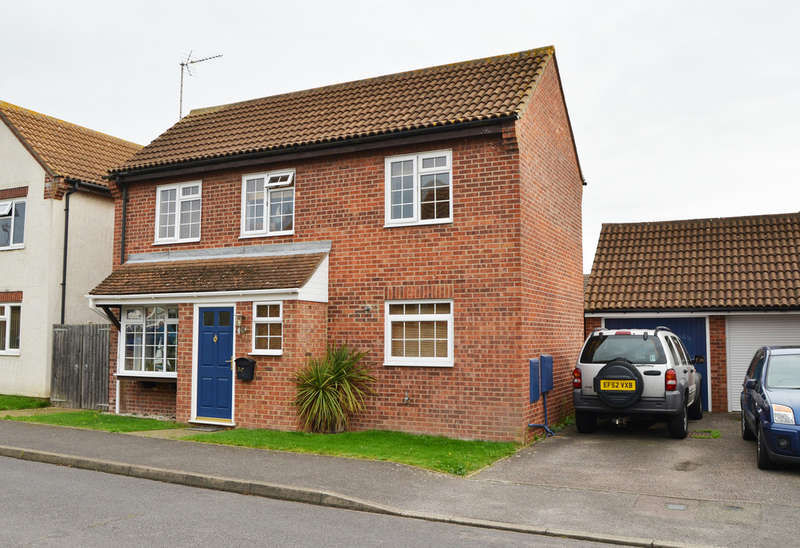3 Bedrooms Detached House for sale in Fernlea Road, Burnham-on-Crouch