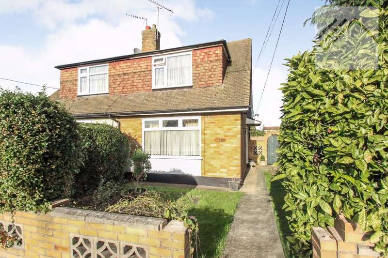 2 Bedrooms Semi Detached House for sale in High Street, Canvey Island - IDEAL FIRST TIME BUY