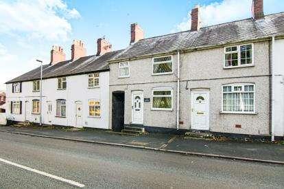2 Bedrooms Cottage House for sale in Old Quay, Greenfield Road, Holywell, Flintshire, CH8