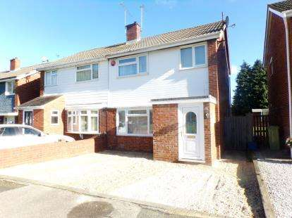 3 Bedrooms Semi Detached House for sale in Cheneys Walk, Bletchley, Milton Keynes