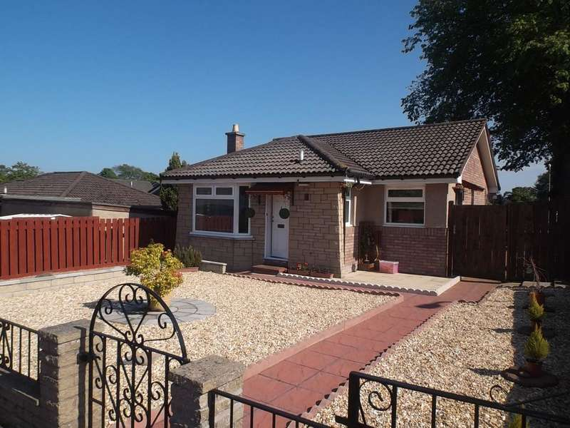 2 Bedrooms Detached Bungalow for rent in Halley Place, Dundee, DD3