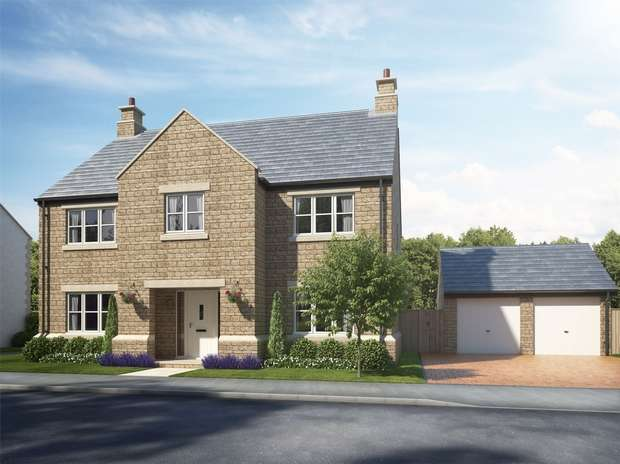 5 Bedrooms Detached House for sale in Plot 13, West Farm, Fulwell Lane, Faulkland, Somerset
