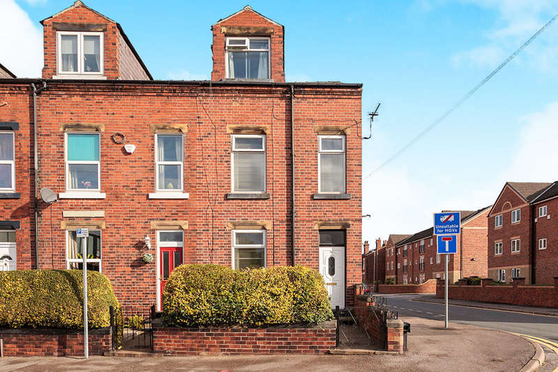 4 Bedrooms Terraced House for sale in Holmfield Lane, Wakefield, WF2
