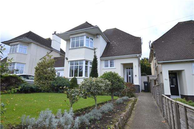 3 Bedrooms Detached House for sale in Brentry Lane, BRISTOL, BS10 6RH